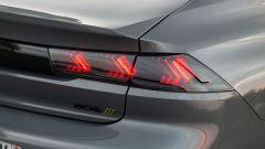 Peugeot 508 Sport Engineered, luci posteriori della berlina