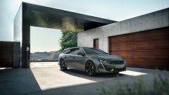 Peugeot 508 Sport Engineered: plug-in con 42 km di autonomia in elettrico