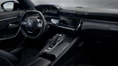 Peugeot 508 Sport Engineered plug-in hybrid: gli interni