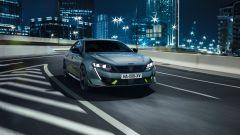 Peugeot 508 Sport Engineered: plug-in ibrida ad alte prestazioni