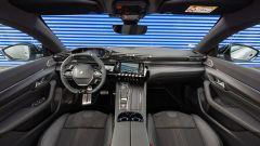 Peugeot 508 Sport Engineered: corso di guida per la plug-in sportiva - Immagine: 7