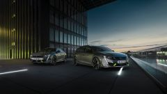 Peugeot 508 Sport Engineered: sia berlina che station wagon