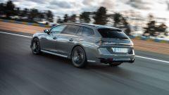 Peugeot 508 Sport Engineered station wagon, plug-in hybrid ad alte prestazioni
