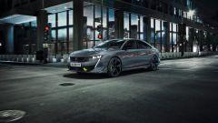 Peugeot 508 Sport Engineered: visuale di 3/4 anteriore