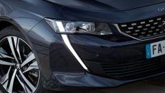 peugeot 508 sw 2019 dettagli anteriore