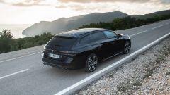 peugeot 508 sw 2019 posteriore statica