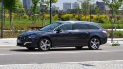 Peugeot 508 SW: al volante della 2.0 BlueHDi 180 cv EAT6