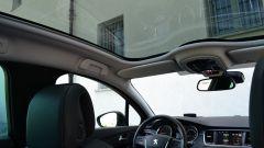 Peugeot 508 SW, il tetto ciel è di serie nell'allestimento Allure