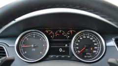 Peugeot 508 SW, la strumentazione è un po' datata