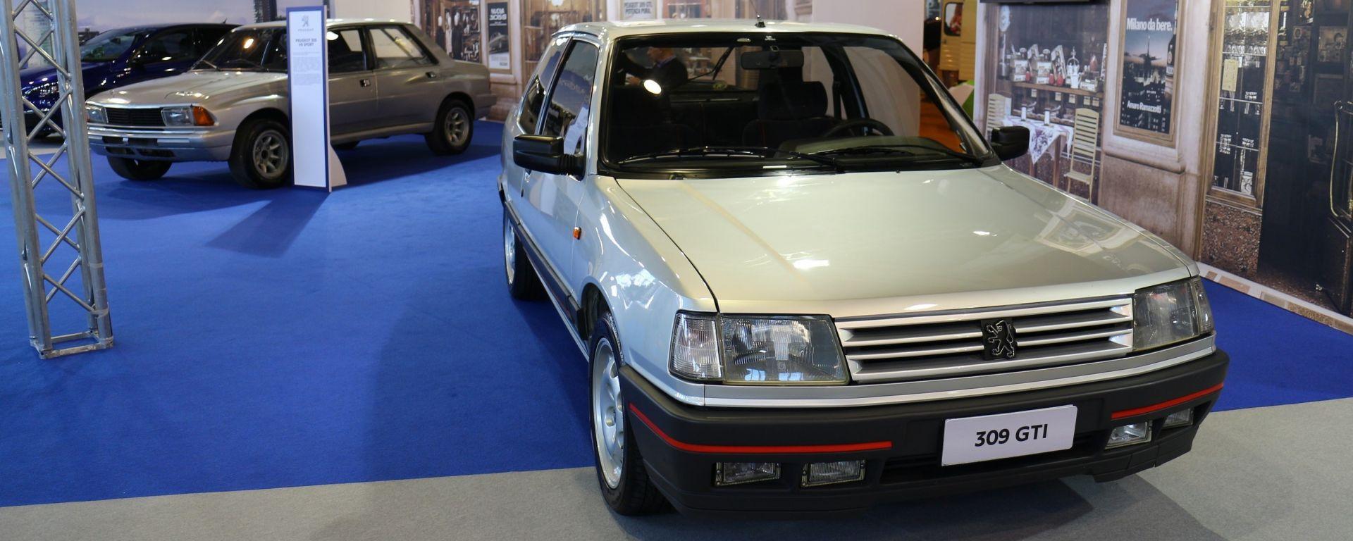 Peugeot ad Auto Moto d'Epoca: tra passato e presente