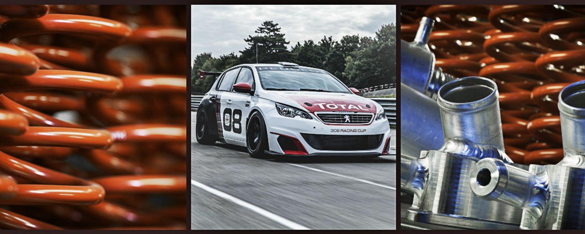 Peugeot Citroen Racing Shop: tutto per il cliente sportivo