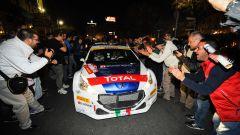 Peugeot: come si prepara un rally - Immagine: 8