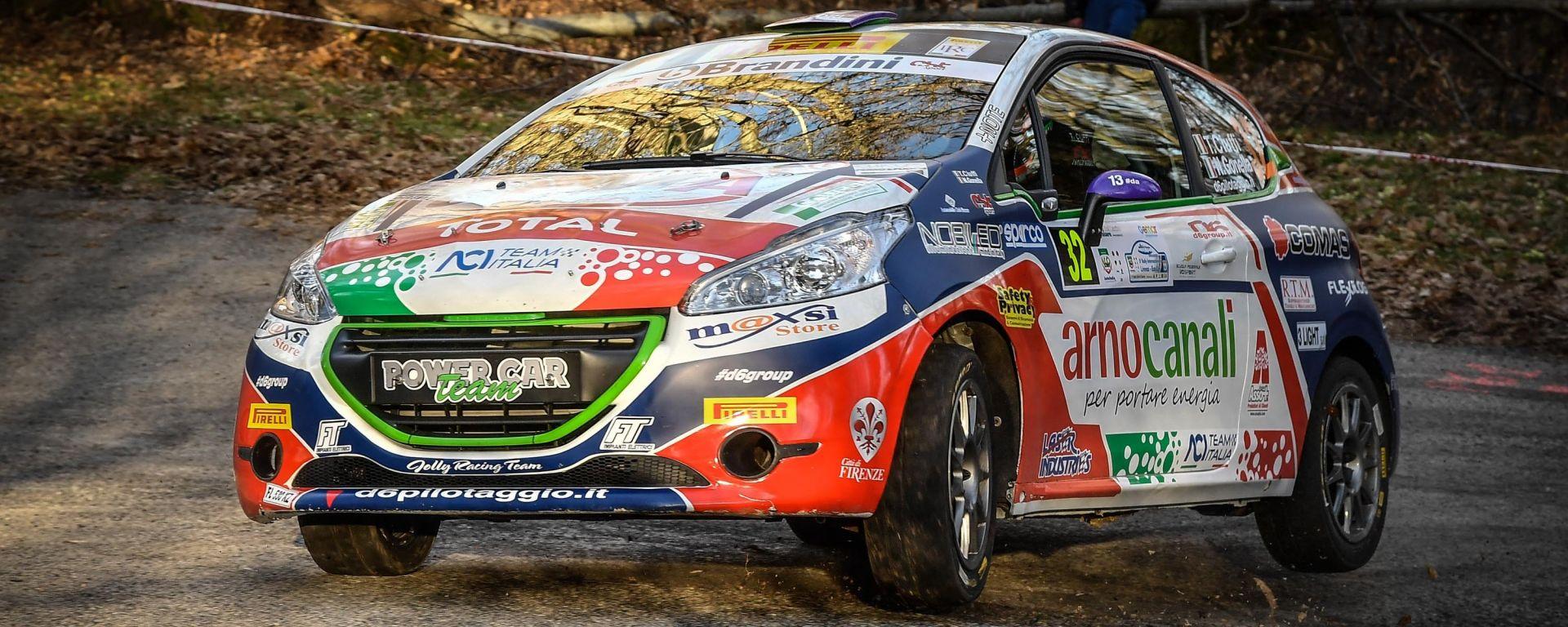 Peugeot Competition Rally 2018 al Rally Lirenas: il racconto