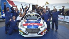 Peugeot conquista il Rally Due Valli 2018: ecco la gallery della festa - Immagine: 5