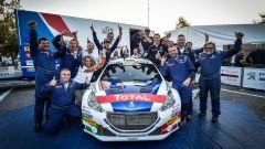 Peugeot conquista il Rally Due Valli 2018: ecco la gallery della festa - Immagine: 25