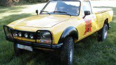 Peugeot Dangel - Immagine: 4