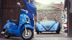 Peugeot Django Sport 125 - Immagine: 2