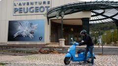 Peugeot Django Sport 125 - Immagine: 5