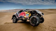 Silk Way Rally 2017: le dichiarazioni della nona giornata. Loeb, Peugeot 3008 DKR Maxi