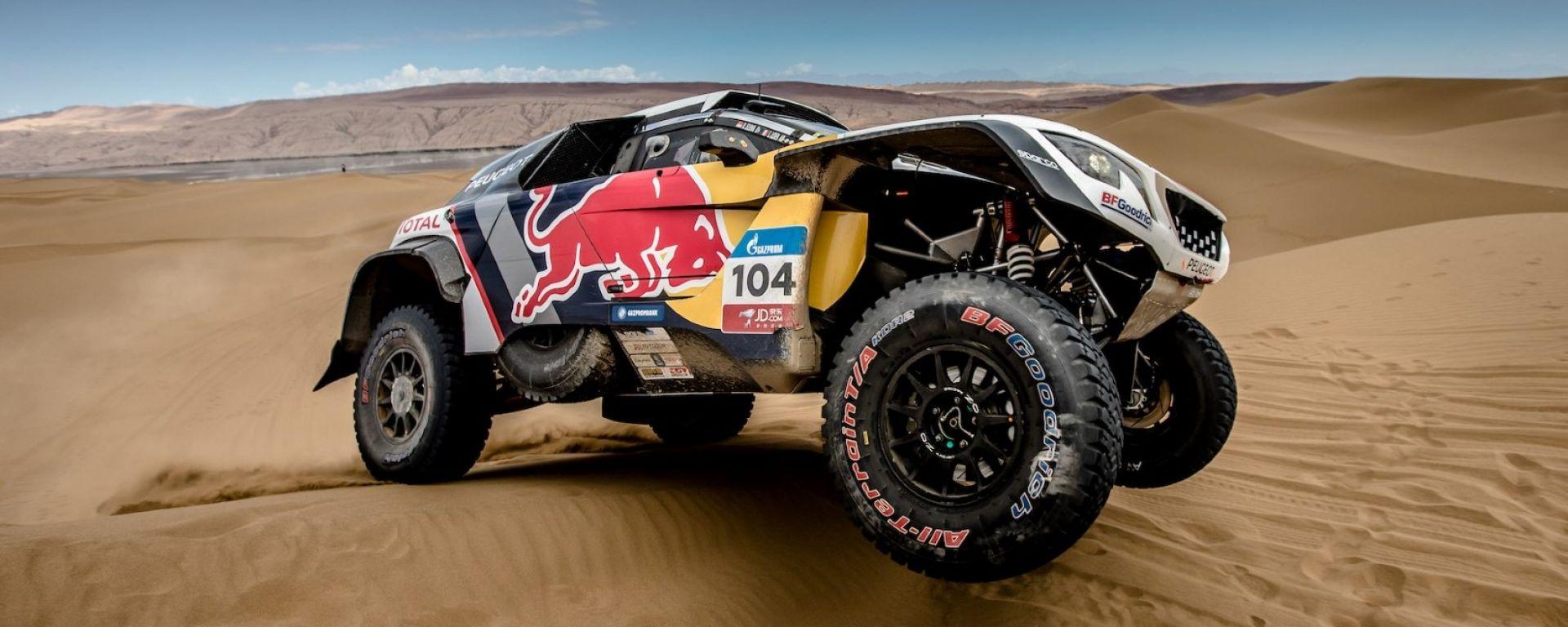 Peugeot DKR Maxi 2017