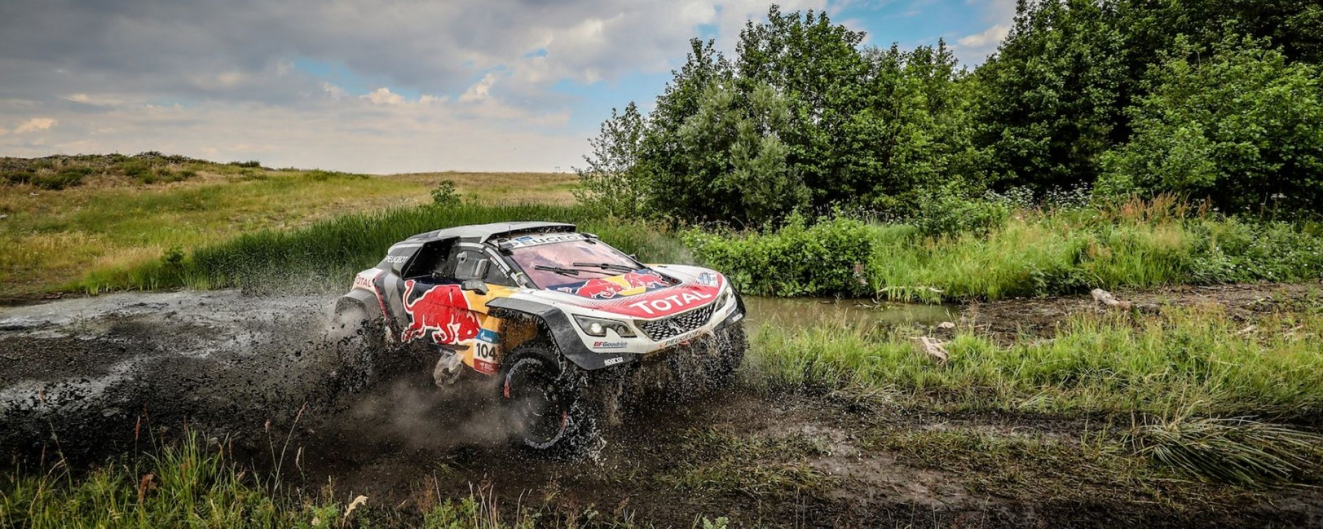 Peugeot DKR Maxi - Silk Way Rally 2017