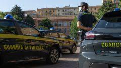 Peugeot e-208 per la Guardia di Finanza: la flotta di auto elettriche per le Fiamme Gialle