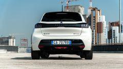 Peugeot e-208: posteriore