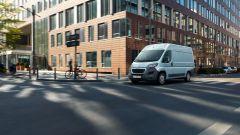 Peugeot e-Boxer elettrico: in arrivo nel 2021