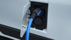 Peugeot e-Boxer elettrico: la presa di ricarica