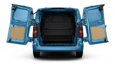 Peugeot e-Expert Hydrogen: invariata la capacità di carico