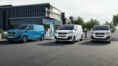 Peugeot e-Expert Hydrogen: la gamma di furgoni Expert di Peugeot