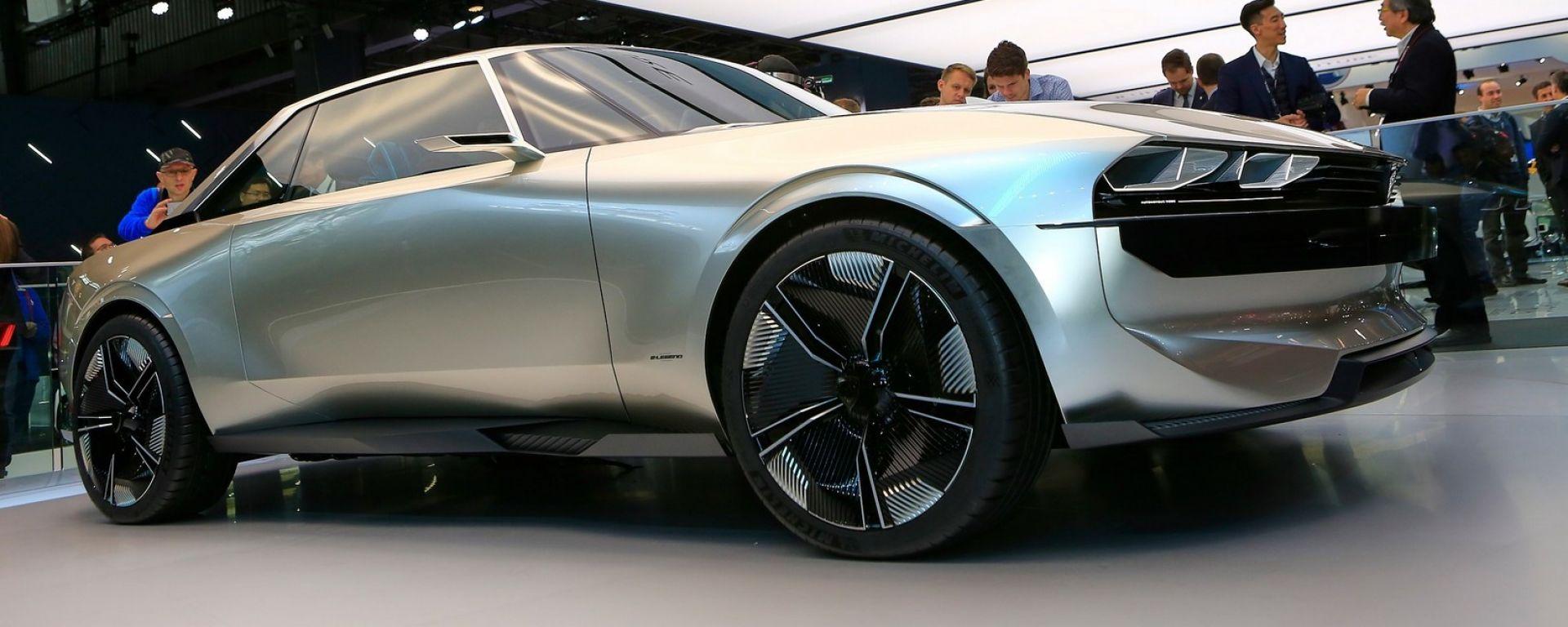 Peugeot e-Legend: tanti la vogliono, petizione per produrla