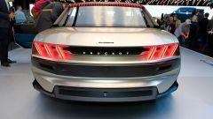 Peugeot e-Legend dettaglio posteriore