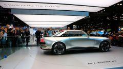 Peugeot e-Legend Concept in video dal Salone di Parigi 2018 - Immagine: 17