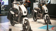 Peugeot e-Ludix 2020: il nuovo scooter elettrico in video - Immagine: 1