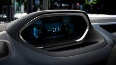 Peugeot e-Rifter, il quadro strumenti digitale