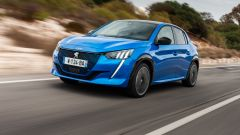 Al volante della Peugeot e-208 elettrica: la nostra prova - Immagine: 1