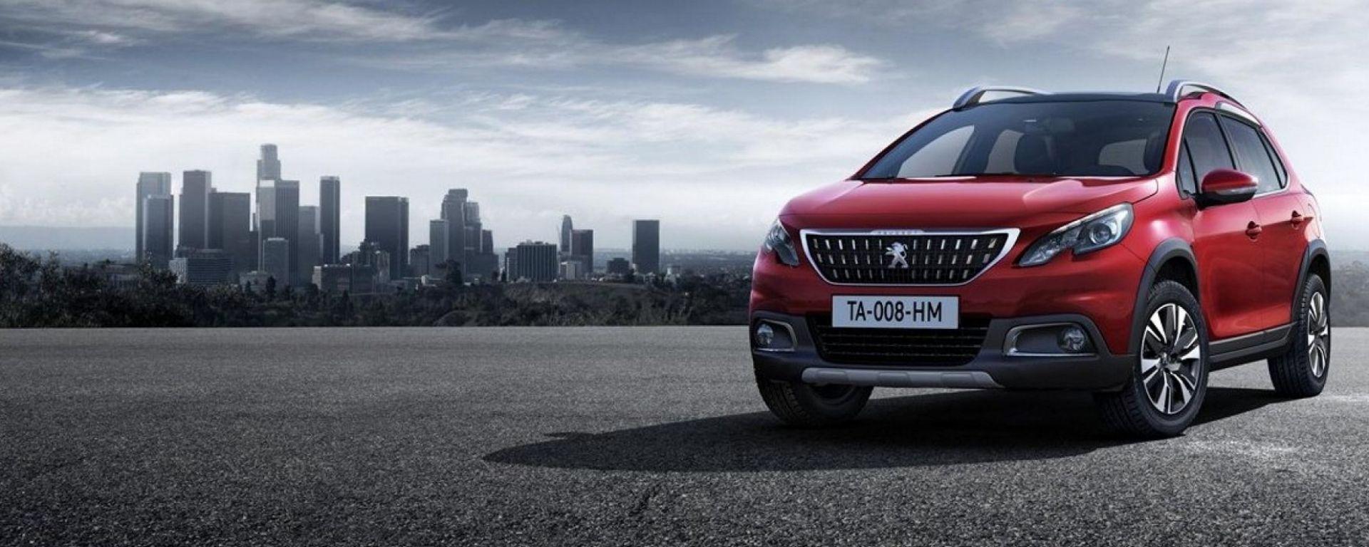 Peugeot Ecobonus, vantaggi su 2008 e non solo