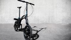 Peugeot eF01, bici pieghevole da città