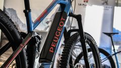 Peugeot eM01 FS PowerTube: la batteria integrata nel telaio