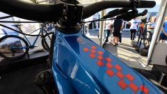 Peugeot eM01 FS PowerTube: particolare del telaio