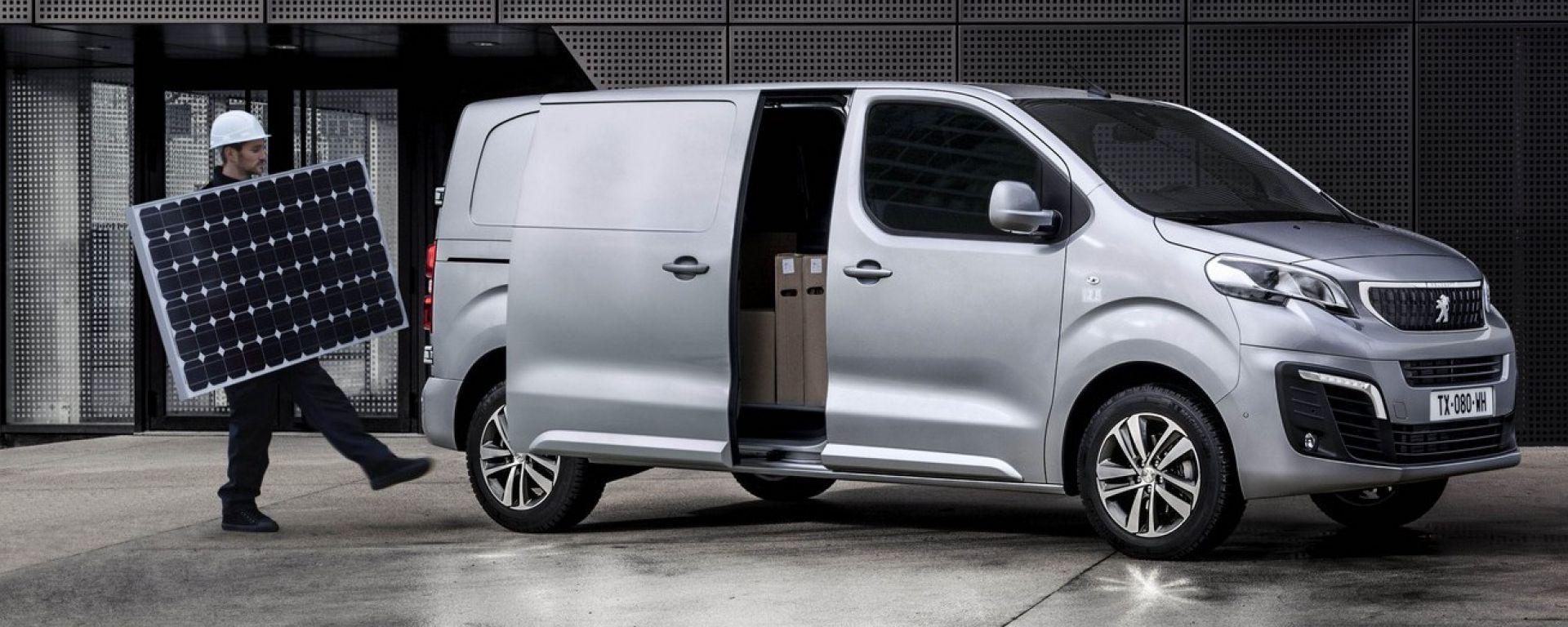 Peugeot Expert 2016