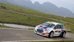 Peugeot festeggia i 40 anni di serie con il Rally Il Ciocco