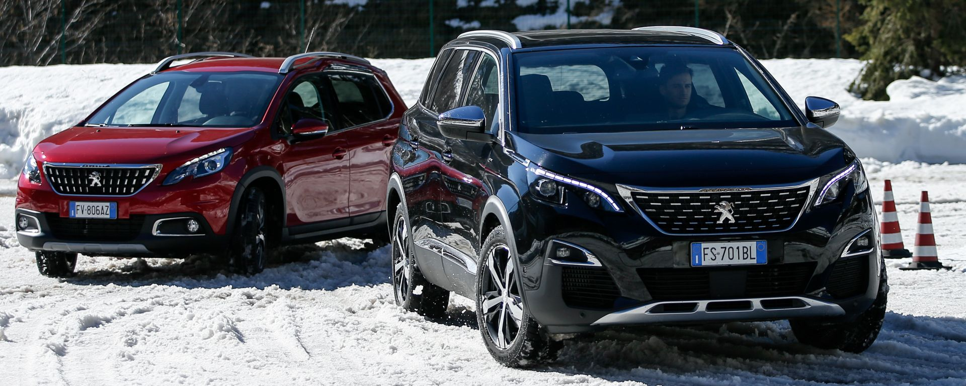 Peugeot Grip Control: muoversi in sicurezza sempre e ovunque