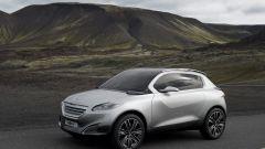 Peugeot HR1 Concept - Immagine: 8
