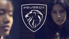 Peugeot, il nuovo logo del Leone