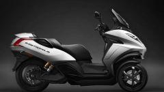 Peugeot: in futuro Pulsion 125 ma anche moto ed elettrico - Immagine: 3