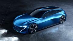 Peugeot Instinct Concept: è lunga 4,55 metri