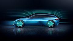 Peugeot Instinct Concept, modalità di guida: Boost (performante) e Relax (tranquilla)