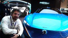 Peugeot Instinct Concept e Partner Tepee Electric: in video dal Salone di Ginevra 2017 - Immagine: 1